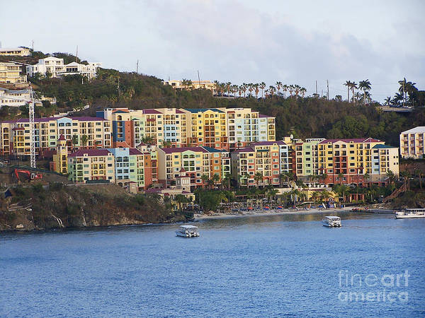 Photograph - St. Thomas by Tom Doud