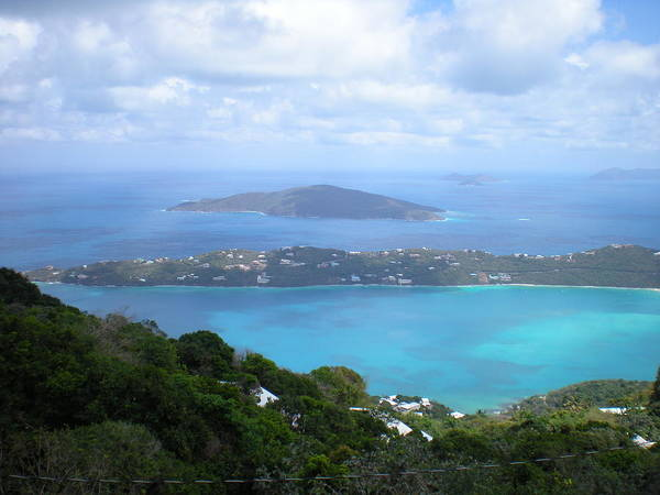 St-thomas Virgin Islands Usa Art Print