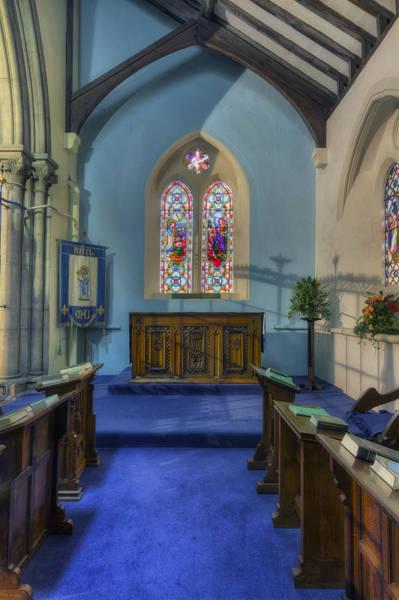 Photograph - St Thomas's by Ian Mitchell