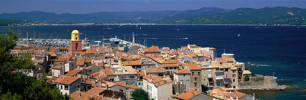 Wall Art - Photograph - St Tropez, France by Panoramic Images
