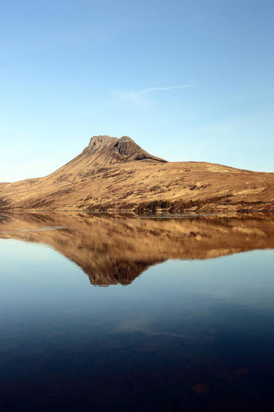 Photograph - Stac Pollaidh  by Grant Glendinning