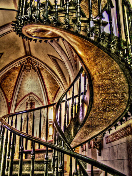 Photograph - Staircase by Pat Moore