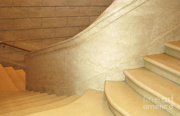 Photograph - Stairs 1 by Kathleen Gauthier