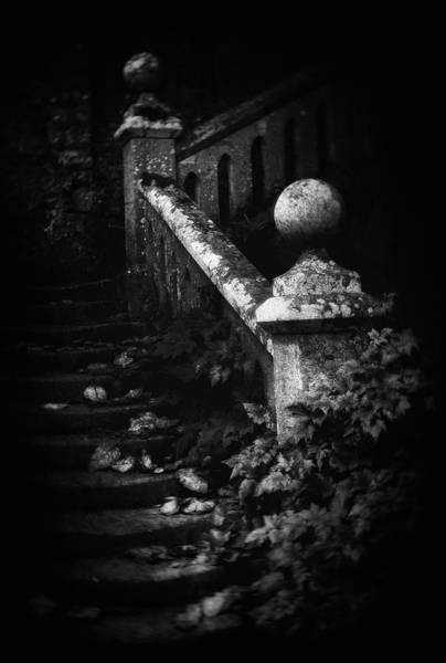 Decay Wall Art - Photograph - Stairs Decay by Marianne Siff Kusk
