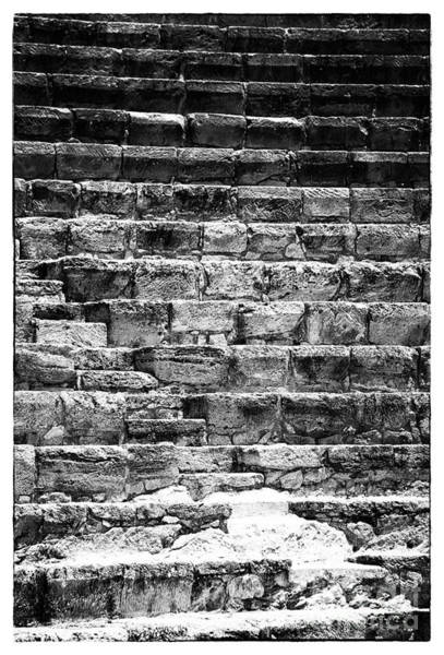 Wall Art - Photograph - Stairs From The Past by John Rizzuto