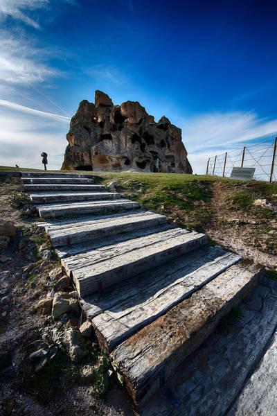 Photograph - Stairs by Okan YILMAZ