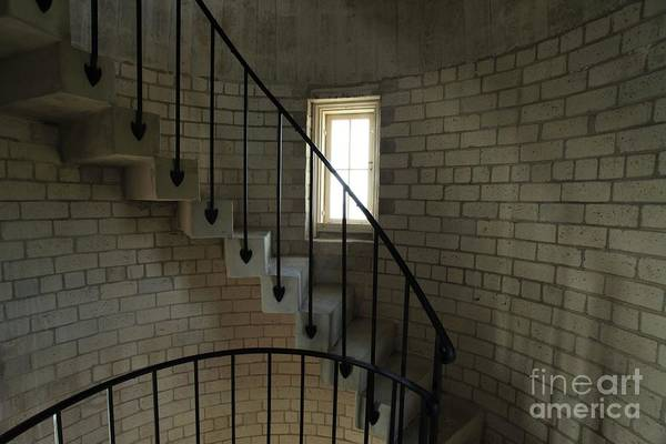 Photograph - Stairs To The Light by Adam Jewell