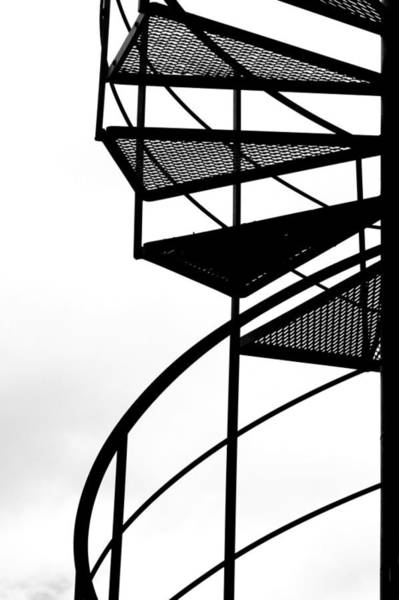 Photograph - Stairs by Valdis Putnins