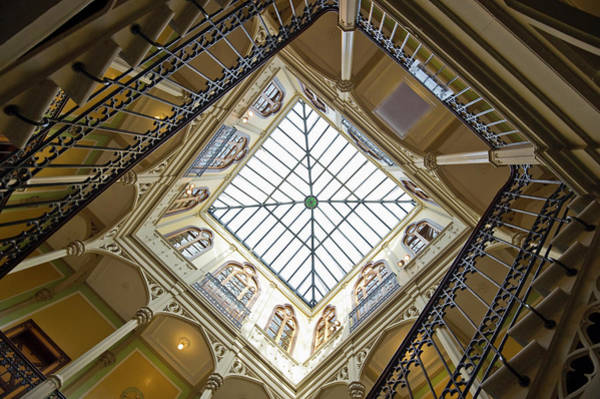 Tudor Photograph - Stairway Inside Of The by Daniel Schoenen / Look-foto