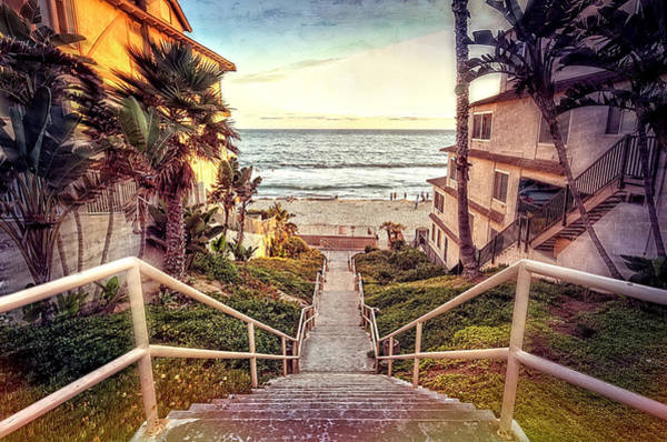 Wall Art - Photograph - Stairway To Heaven by Ann Patterson