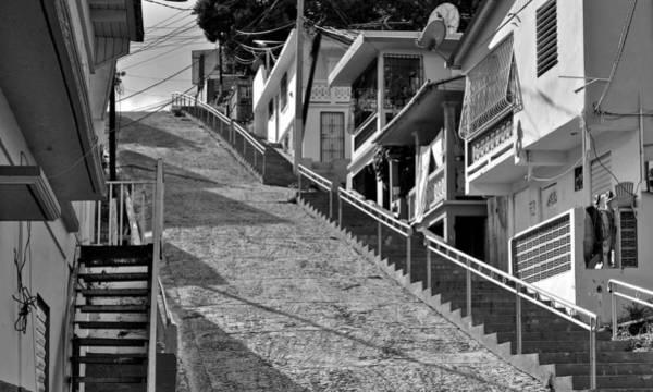 Photograph - Stairway To Heaven B W by Ricardo J Ruiz de Porras