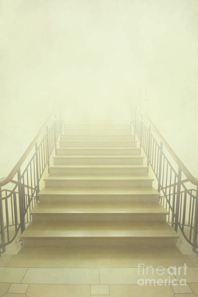 Stairs Wall Art - Photograph - Stairway To Heaven by Evelina Kremsdorf