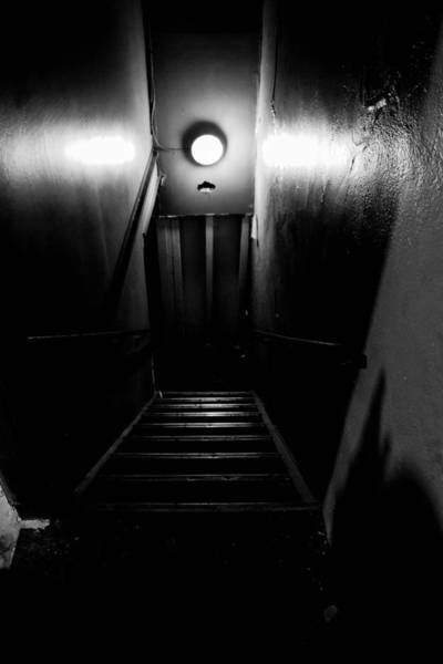 Photograph - Stairway To Hell by Louis Maistros