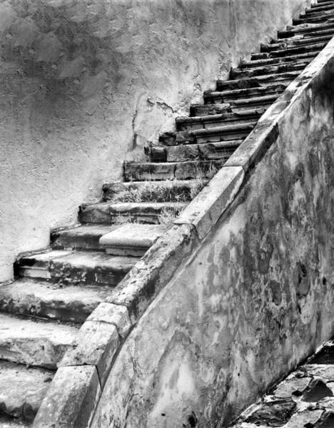 Photograph - Stairway To Nowhere by Barry Weiss