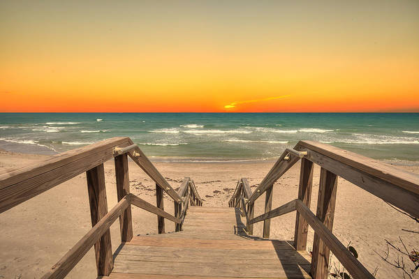 Photograph - Stairway To Paradise by Sean Allen