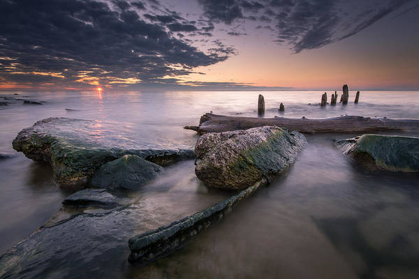 Photograph - Stake Out by Josh Eral