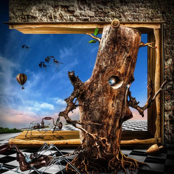 Digital Art - Stalkers by Alessandro Della Pietra