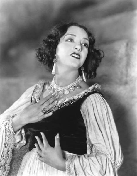 Wall Art - Photograph - Stand And Deliver, Lupe Velez, 1928 by Everett