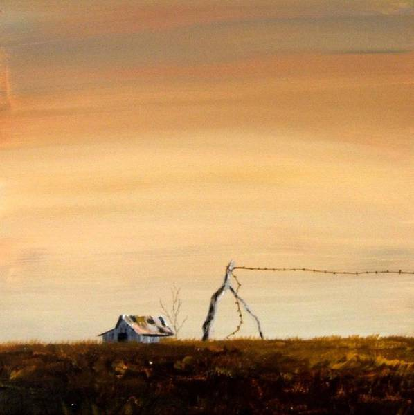 Painting - Standing Alone by William Renzulli