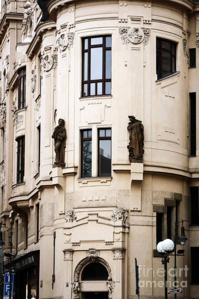 Photograph - Standing Guard In Prague by John Rizzuto