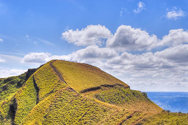 Wall Art - Photograph - Standing On A New Earth - Volcano Masaya by Mark Tisdale