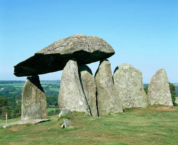 Wall Art - Photograph - Standing Stones by Sinclair Stammers/science Photo Library