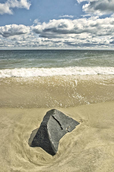 Photograph - Standing Strong At Sandy Hook by Gary Slawsky