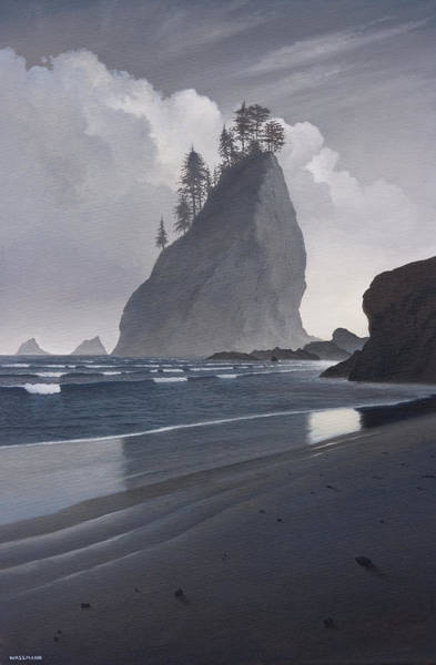Painting - Standing Tall by Cliff Wassmann