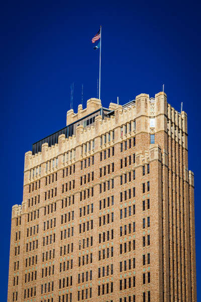 Photograph - Standing Tall In San Antonio by Melinda Ledsome