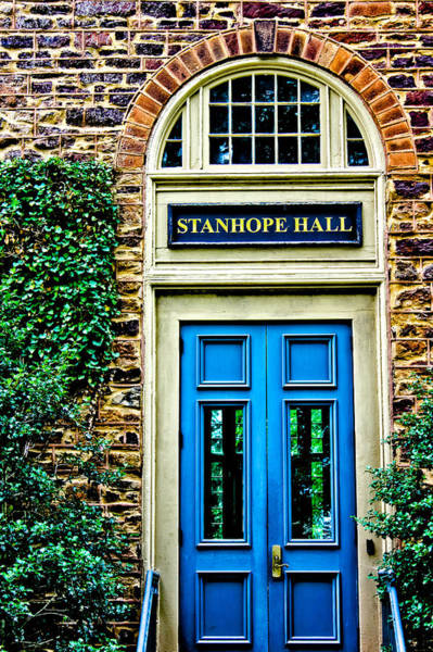 Wall Art - Photograph - Stanhope Hall - Princeton University by Colleen Kammerer