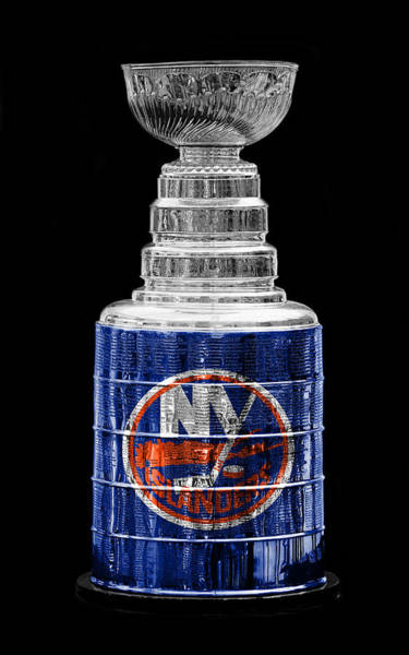 Islanders Photograph - Stanley Cup 10 by Andrew Fare