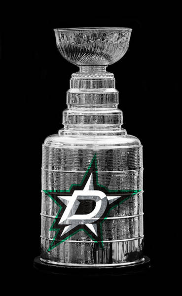 Photograph - Stanley Cup Dallas by Andrew Fare