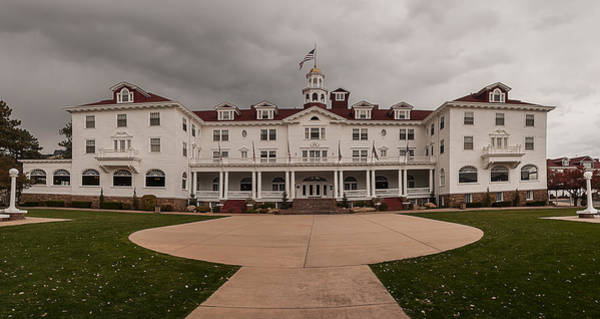 Photograph - Stanley Hotel by Lee Kirchhevel