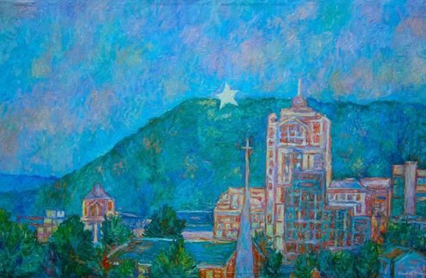 Star City Art Print
