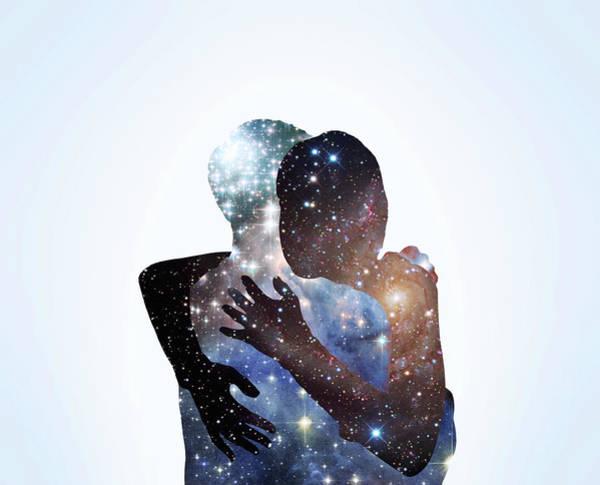 Love Photograph - Star Hug by Tim Robberts