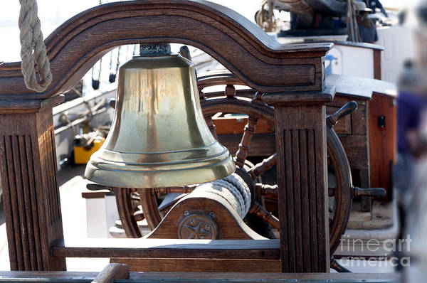 Photograph - Star Of India Bell by Brenda Kean