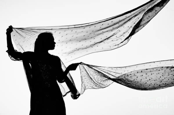 Wall Art - Photograph - Star Shawls In The Wind by Tim Gainey