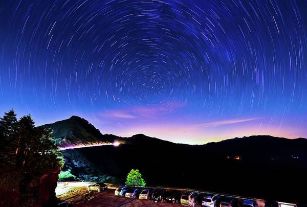 Taiwan Photograph - Star Sky by Taiwan Nans0410