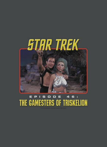 Frontier Digital Art - Star Trek - Episode 46 by Brand A