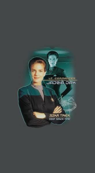 Frontier Digital Art - Star Trek - Jadzia Dax by Brand A