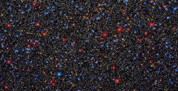 Deep Space Photograph - Star Wall by Jennifer Rondinelli Reilly - Fine Art Photography