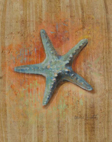 Starfish Painting - Starfish I by Lanie Loreth