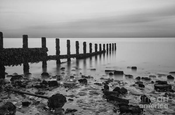 Wall Art - Photograph - Stark Seascape by Nigel Jones