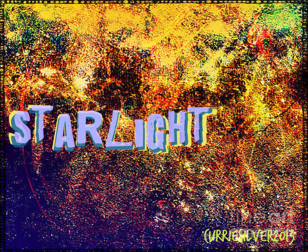 Digital Art - Starlight by Currie Silver