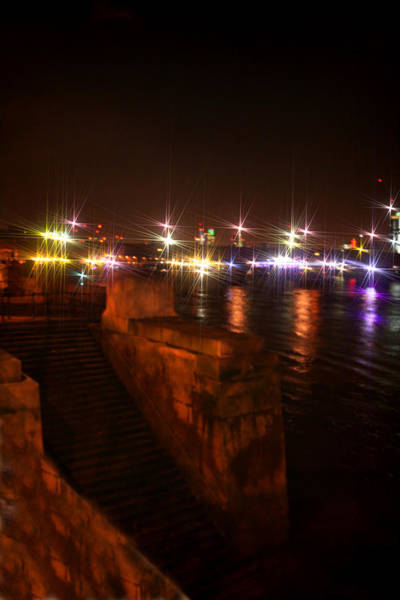Photograph - Night In London by Doc Braham