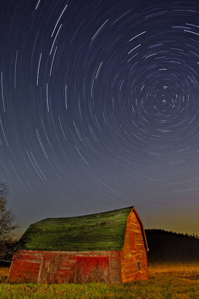 Photograph - Starry Night by Susan Candelario