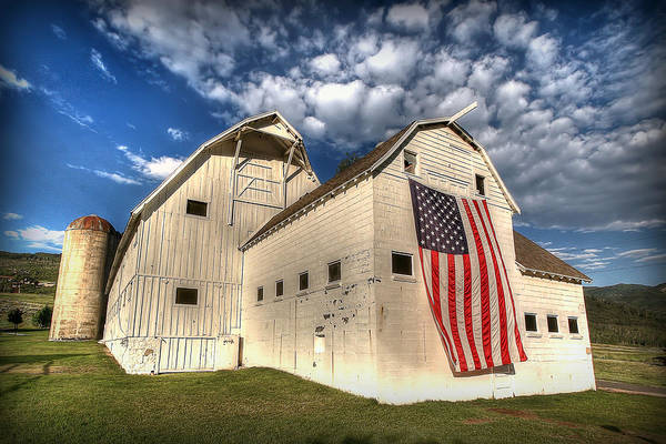 Photograph - Stars And Stripes by Ryan Smith