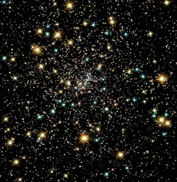 Wall Art - Photograph - Stars In Globular Cluster Ngc 6397 by Nasaesastscihubble Heritage Team