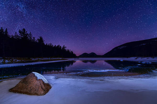 Wall Art - Photograph - Stars On Ice by Michael Blanchette