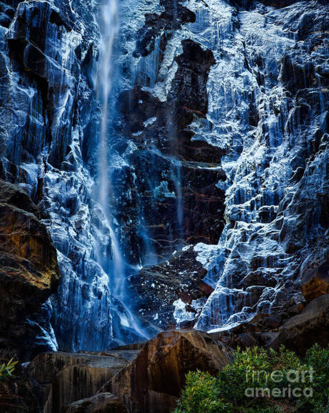 Photograph - Start Of Spring Bridalvail Fall by Anthony Bonafede